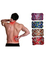 KS Electric Cordless Heating Gel Pad Hot Water Pillow Bag Heat Warm Muscle Pain Relief