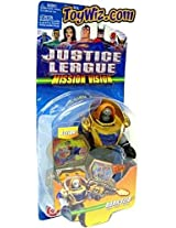 Mattel Year 2003 DC Comics Justice League Mission Vision Series 5 Inch Tall Action Figure - Villain
