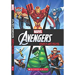 Avengers Genesis - Chapter Book Collection