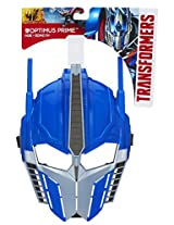 Transformers Movie 4 Role Play Masks Optimus Prime, Multi Color