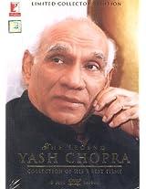 The legend of yash chopra (Bollwyood / Indian Cinema / Yash Raj Films)