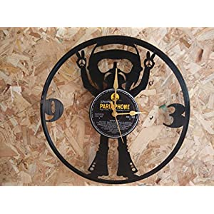 Samaya Hippie Designed Wall Clock