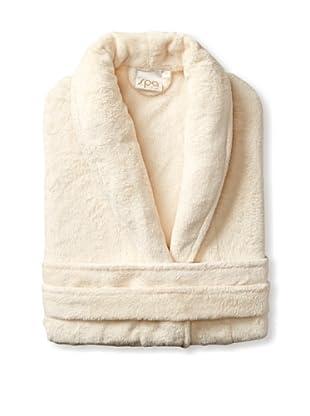 Espalma Cuddle Shawl Robe, Natural