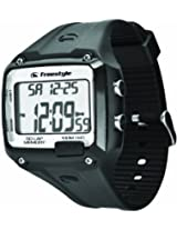 Freestyle Men's FS84952 The Stride Rectangle Multi-Function with 50 Lap Memory Watch