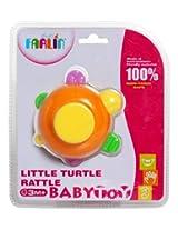 Farlin Little Turtle Rattle