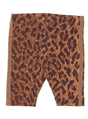 Dolce & Gabbana Kids Legging Leopardo (Multicolor)