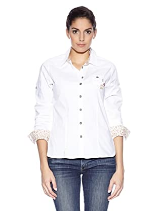Northland Professional Blusa Ronja Roll-up (Bianco)