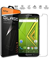 Moto X Play Tempered Glass, Motorola X Play Screen guard, E LV Moto X Play ANTI-SHATTER Tempered Glass Screen Protector Scratch Free Ultra Clear HD Screen Guard for Moto X Play