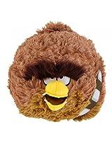 Chewbacca: ~5 Angry Birds Star Wars Mini-Plush Series (No Sound)