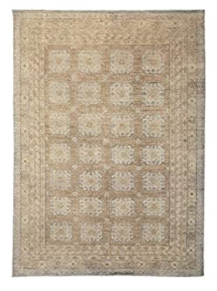 Solo Rugs Khotan One-of-a-Kind Rug, Light Blue, 6' 2