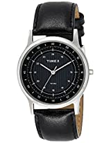Timex Analog Black Dial Men's Watch - ZR175