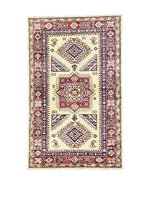 L'Eden del Tappeto Teppich Kazak Super mehrfarbig 150t x t96 cm