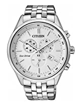 Citizen Eco-Drive AT2140-55A Analogue Watch - For Men