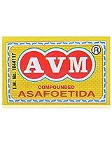 AVM Compounded Asafoetida Cake, 50 grams (Pack of 100)