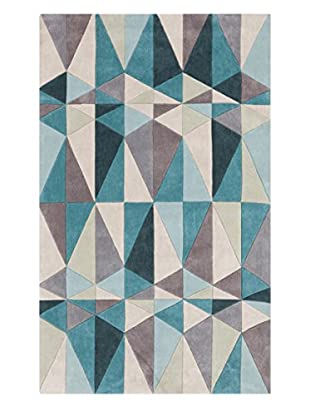 Contemporary graphic rugs stylish daily for Textura alfombra moderna