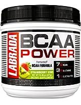 Labrada Nutrition BCAA Power Fermented Formula - 415 g (Strawberry Kiwi)