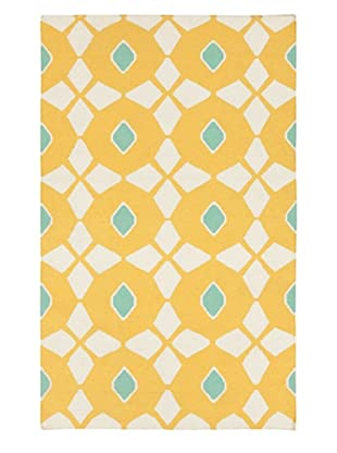 Surya Frontier Rug (Old Gold/Antique White)