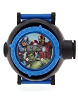 Marvel Digital Multi-Colour Dial Boy's Watch - DW100362