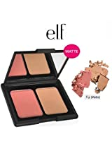 e.l.f. Studio Contouring Blush & Bronzing Powder 83604 Fiji (Matte)