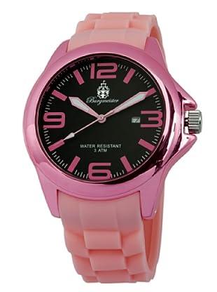Burgmeister Damen-Armbanduhr XL Analog Quarz Silikon BM166-068