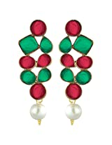 Peora Contemporary Dangling Earrings for Women