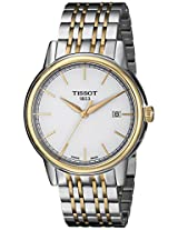 Tissot Men's T0854102201100 Analog Display Quartz Two Tone Watch