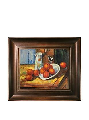 Paul Cézanne Bricoo Bicchiere e Piato