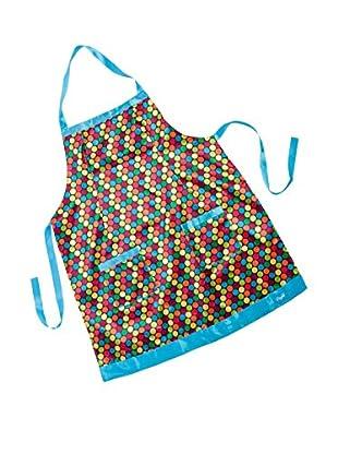VIGAR Delantal Candy Azul / Multicolor