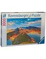 Ravensburger Guanabara Bay Rio De Janeiro, Multi Color (1000 Pieces)