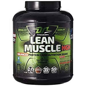Domin8r Nutrition lean Muscle HGH