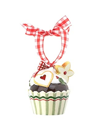 Villeroy & Boch Winter Bakery Decoration Hängeornament Cupcake mit Plätzchen
