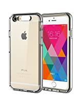Apple Iphone 6 Light Tube Back Case Cover - Grey Color - 6.4""