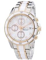 Seiko Sportura SNDX54P1 Chronograph Watch - For Women