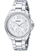 Fossil Analog Multi-Color Dial Women's Watch - AM4481