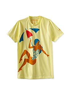 Spenglish Men's Cosita Rica T-Shirt (Lemon)
