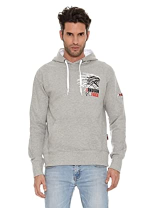 The Indian Face Sudadera Butler (Gris)