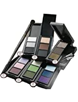 Oriflame Beauty Colour Pro Eye Shadow Trio, Sheer Purple