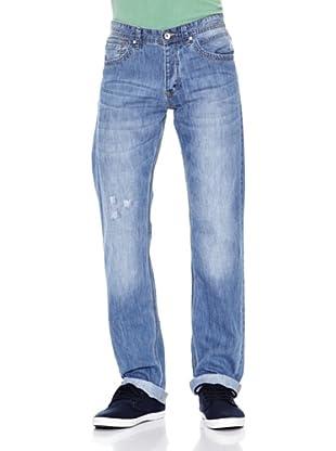 Springfield Pantalón Lano (Azul)