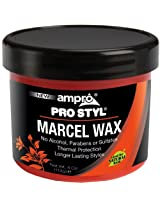 Ampro Marcel Wax 4 oz. (Pack of 6)