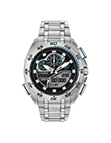 Citizen Promaster Black Dial Men'S Watch - Czjw0110-58E