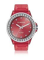 K&Bros  Reloj 9575 (Coral)