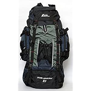 Camel Mountain 615 Navy Blue Backpack