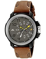 Fastrack Analog Multi -Color Dial Men's Watch - 38015PL03J