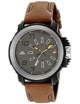 Fastrack Analog Multi -Color Dial Men's Watch - 38015PL03J