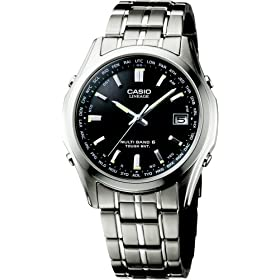 【クリックで詳細表示】[カシオ]CASIO 腕時計 LINEAGE リニエージ TOUGH MVT ソーラー 電波時計 MULTIBAND6 LIW-T100TD-1AJF メンズ: 腕時計通販