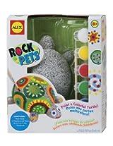 Alex Toys Paint A Rockpet - Turtle