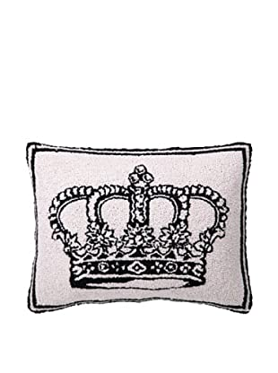 Peking Handicraft Queen Crown Hook Pillow