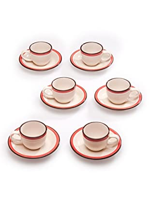 Tognana Set 6 Tazze Caffe