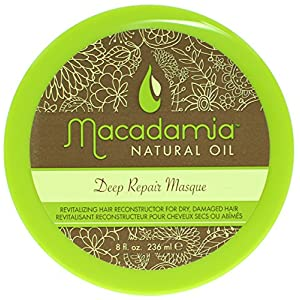 Macadamia Oil Deep Repair Mask 8.5 ounces Jar