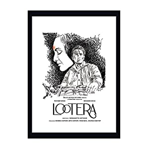 Different Strokes by Manoj Nath - Lootera